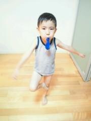 ジャガー横田 公式ブログ/パンツ姿で何やってんの!?(^o^;) 画像2