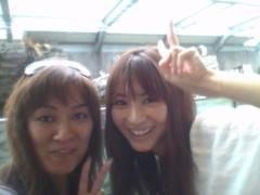 ジャガー横田 公式ブログ/新山千春ちゃんとツーショット!!(^^)v(^ ^)/ 画像1