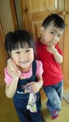 ジャガー横田 公式ブログ/女の子の前でカッコつけてるの! ?(^_^;) 画像1