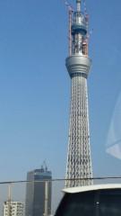 ジャガー横田 公式ブログ/スカイツリー!(^O^) / 画像1