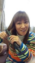 ジャガー横田 公式ブログ/ツヤツヤの髪だね・・・と言われる秘訣!(*^_  ') 画像3