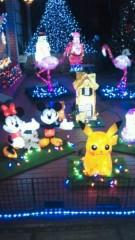 ジャガー横田 公式ブログ/クリスマスイルミネーション・・・(*^_^*) 画像1