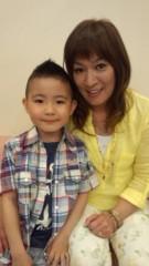 ジャガー横田 公式ブログ/今日は親子で… 画像3
