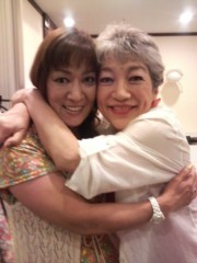 ジャガー横田 公式ブログ/20年来の友達!?(*^^*) 画像1