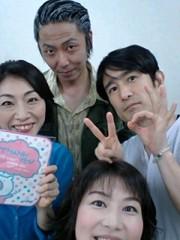 岡内美喜子 公式ブログ/2000回♪ 画像1