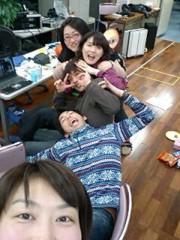 岡内美喜子 公式ブログ/深夜の稽古場♪ 画像2