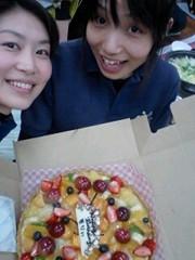 岡内美喜子 公式ブログ/もりぃはぴば♪ 画像1