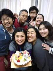 岡内美喜子 公式ブログ/やすのお誕生日♪ 画像1