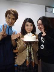 岡内美喜子 公式ブログ/お誕生日&神戸初日 画像2