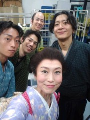 岡内美喜子 公式ブログ/『TRUTH』千秋楽♪ 画像1
