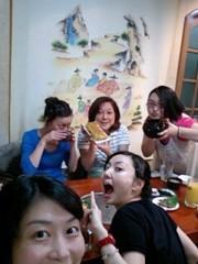 岡内美喜子 公式ブログ/おわってしまふーっ。 画像1