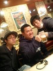 岡内美喜子 公式ブログ/徹夜で撮影♪ 画像1