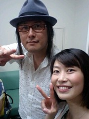 岡内美喜子 公式ブログ/初日でしたぁ! 画像1