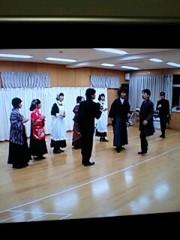 岡内美喜子 公式ブログ/初めて通しました♪ 画像1