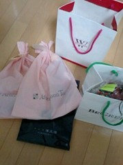 岡内美喜子 公式ブログ/冬の贈り物♪ 画像2