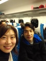 岡内美喜子 公式ブログ/神戸終わりました♪ 画像1