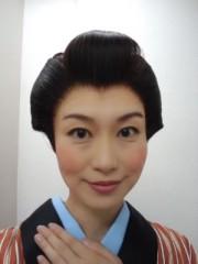 岡内美喜子 公式ブログ/観にきてぇー♪ 画像1