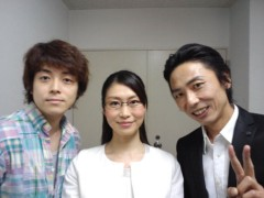 岡内美喜子 公式ブログ/『鍵泥棒のメソッド』千秋楽♪ 画像1