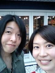 岡内美喜子 公式ブログ/徹夜で撮影♪ 画像3