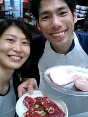 岡内美喜子 公式ブログ/空組初日♪ 画像1