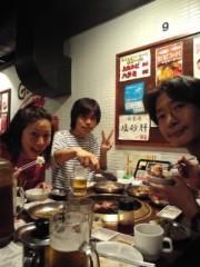 岡内美喜子 公式ブログ/稽古終わって♪ 画像1