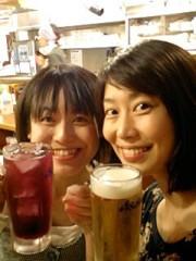 岡内美喜子 公式ブログ/空2回目終わり♪ 画像1