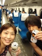 岡内美喜子 公式ブログ/名古屋が終わり♪ 画像3