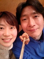 岡内美喜子 公式ブログ/打ち上げ♪ 画像1