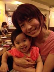 岡内美喜子 公式ブログ/通しましたぁ♪ 画像2