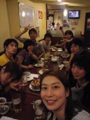 岡内美喜子 公式ブログ/広くて〜稽古開始♪ 画像1