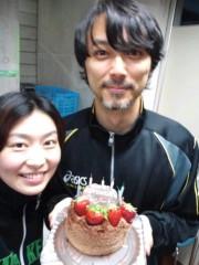 岡内美喜子 公式ブログ/ばしさん誕生日♪ 画像1