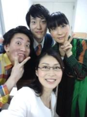岡内美喜子 公式ブログ/『鍵泥棒のメソッド』千秋楽♪ 画像3