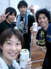 岡内美喜子 公式ブログ/びーる♪ 画像1