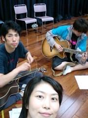 岡内美喜子 公式ブログ/汗かいたりして♪ 画像1