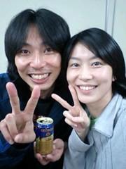 岡内美喜子 公式ブログ/たつやせんぱい♪ 画像1