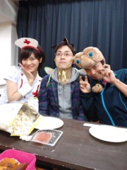 岡内美喜子 公式ブログ/稽古してます♪ 画像2