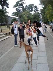 岡内美喜子 公式ブログ/奈良〜♪ 画像2
