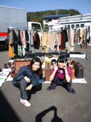 岡内美喜子 公式ブログ/気仙沼終了♪ 画像1