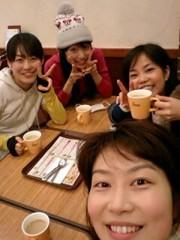 岡内美喜子 公式ブログ/打ち上げ♪ 画像2