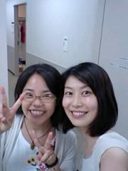 岡内美喜子 公式ブログ/あしたもがんばるー♪ 画像1