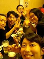 岡内美喜子 公式ブログ/名古屋打ち上げ♪ 画像2