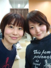 岡内美喜子 公式ブログ/劇場入り♪ 画像2