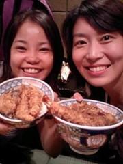 岡内美喜子 公式ブログ/ごほうび〜♪ 画像1