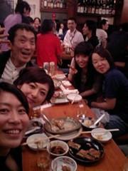 岡内美喜子 公式ブログ/東京千秋楽〜♪ 画像1