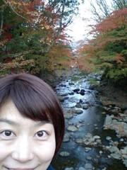岡内美喜子 公式ブログ/紅葉♪ 画像1