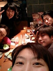 岡内美喜子 公式ブログ/稽古納め♪ 画像1