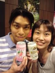 岡内美喜子 公式ブログ/初日あいたっ♪ 画像1