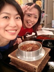 岡内美喜子 公式ブログ/うなぎー♪ 画像1