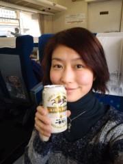 岡内美喜子 公式ブログ/温泉♪ 画像1