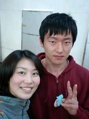 岡内美喜子 公式ブログ/全員で♪ 画像1